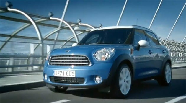VIDEO: Mini Countryman má vlastní videoklip