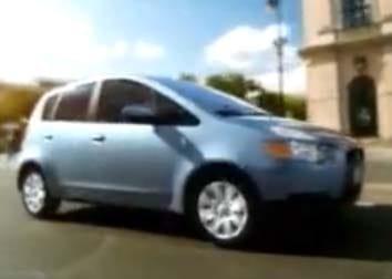 VIDEO: Ekologické Mitsubishi Colt ClearTec v reklamě