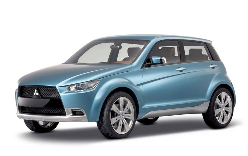 Mitsubishi Concept-cX: crossover se bude vyrábět