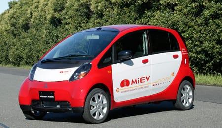 Mitsubishi MiEV: dohoda podepsána, v Evropě už příští rok