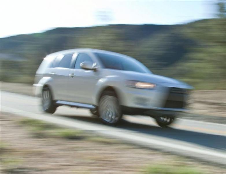 Mitsubishi Outlander GT: sportovní verze SUV už za pár dní