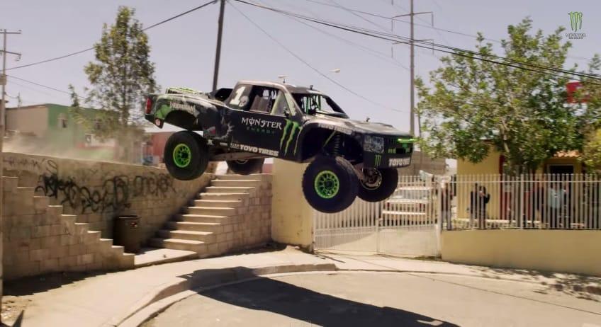 VIDEO: BJ Baldwin a jeho brutální offroad jízda v Mexiku