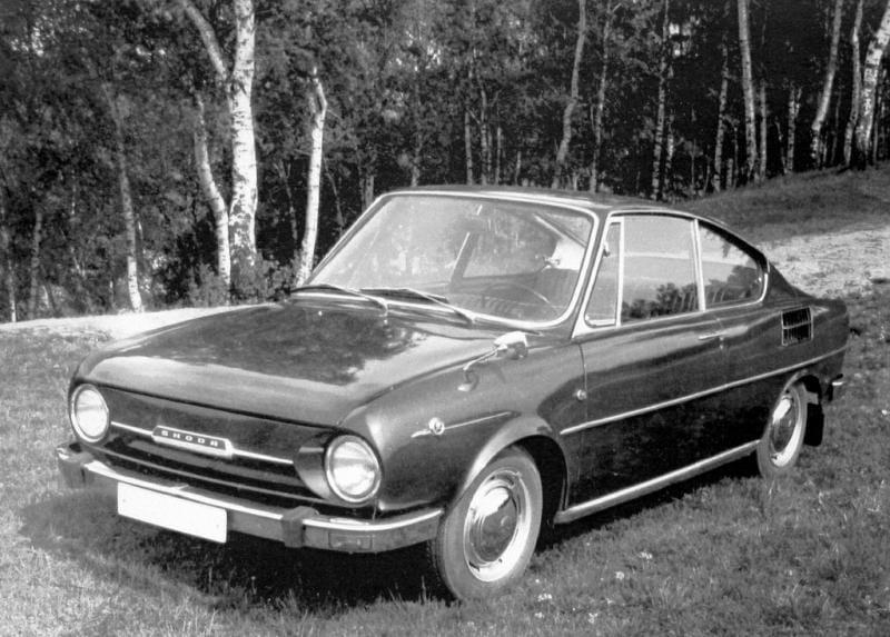 Před čtyřiceti lety: začíná se vyrábět Škoda 110R