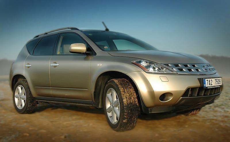 Nissan Murano 3.5: japonská symfonie i po letech
