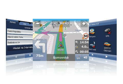 MapFactor Navigator FREE: navigace zdarma!