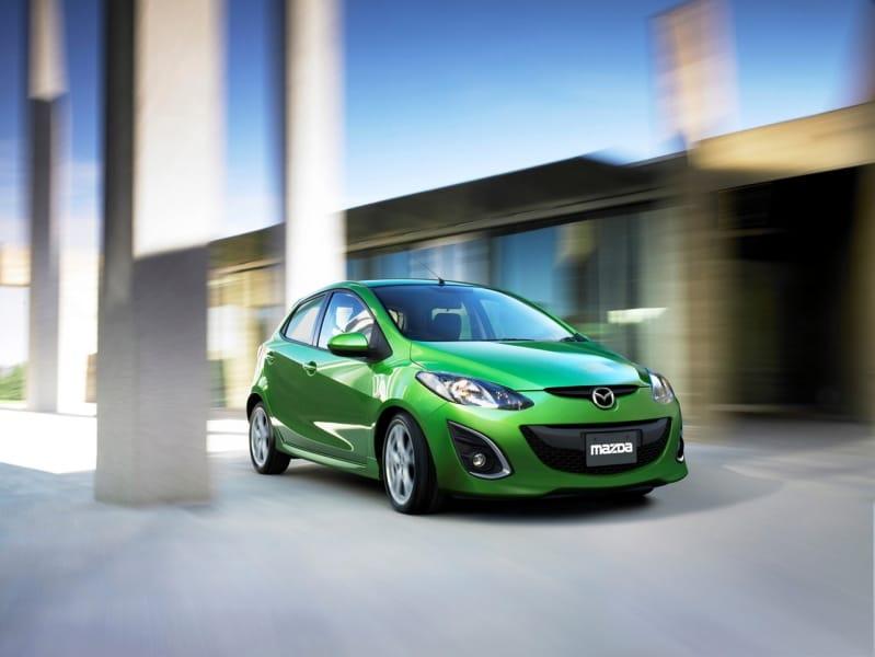 Mazda 2: veselý facelift zatím jen pro Thajsko