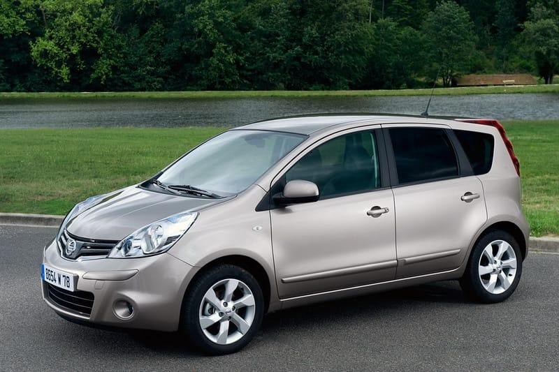 Test ojetiny: Nissan Note je i pro dlouhány: dlouhodobé zkušenosti