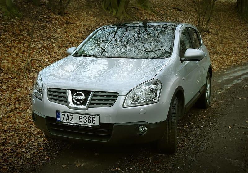 Nissan Qashqai 2.0: nebojte se divočiny!