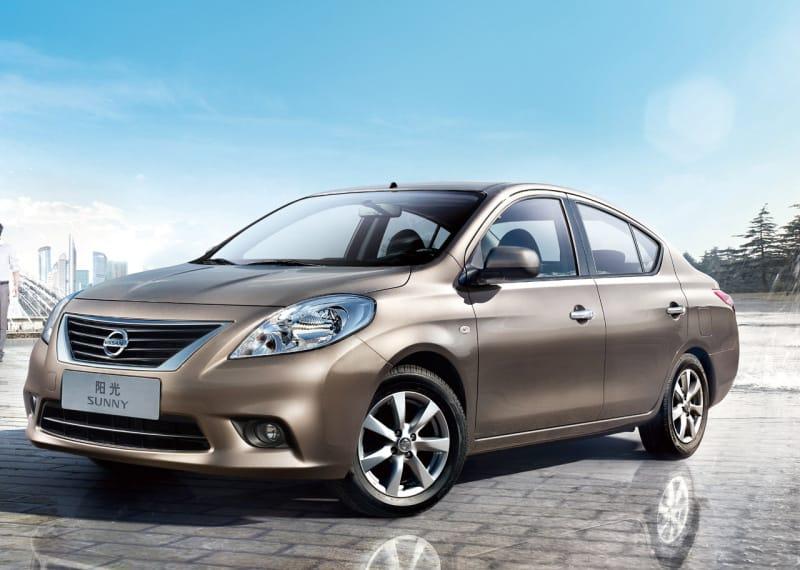 Nissan Sunny: sluníčko se vrací