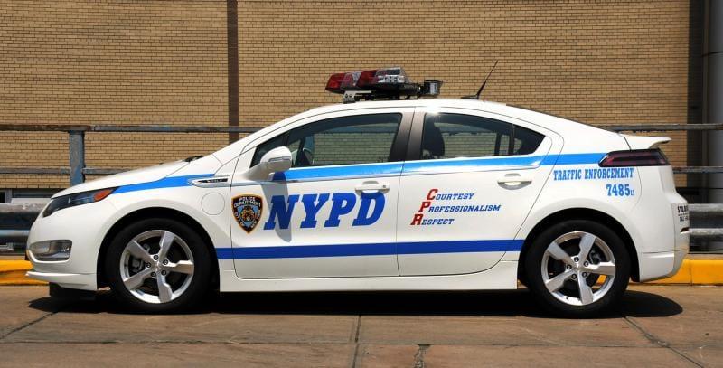 Policie v New Yorku má Chevrolet Volt. Dostala jich padesát
