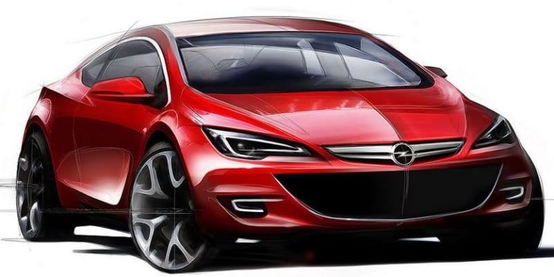 Opel Astra GSI: slabší předvoj OPC přijede do konce roku
