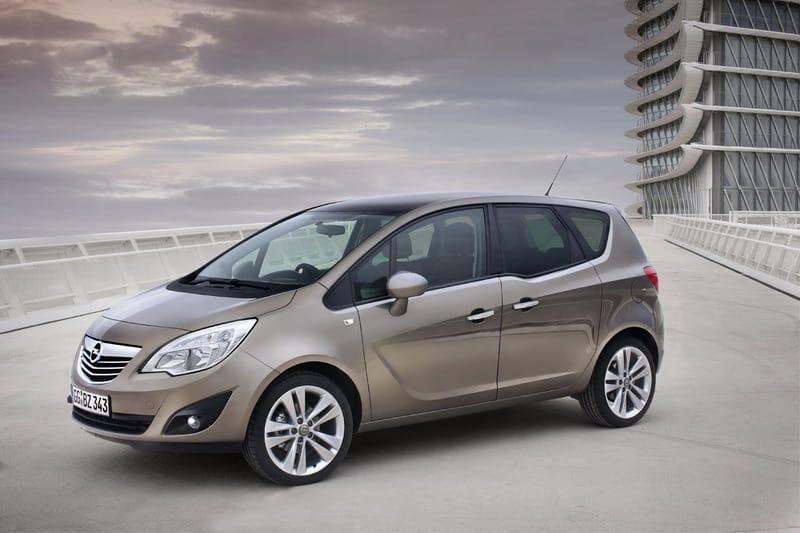 Opel Meriva: nová generace se představí v Ženevě