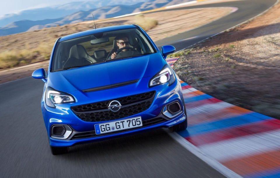 Opel Corsa OPC 2015: 207 koní za půl milionu