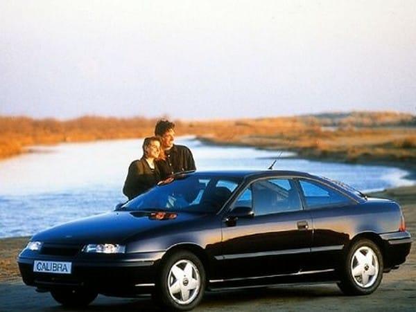 Před dvaceti lety: Opel představuje nové kupé Calibra