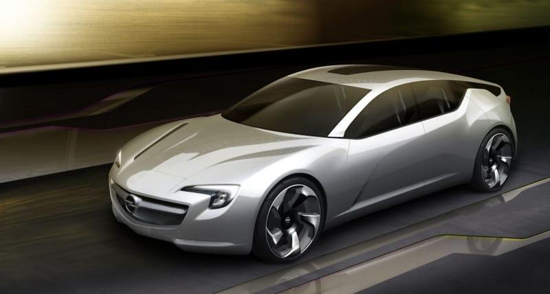 Opel Flextreme: převlečený Volt nabídne spotřebu 1,6 l/100 km