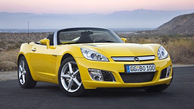 Poslední šance koupit Opel GT. Exot z Rüsselsheimu končí