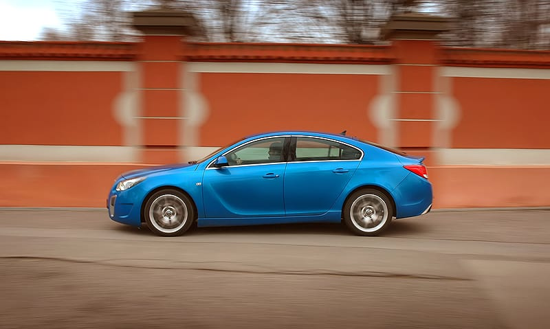 Opel Insignia OPC: dálniční sprinter