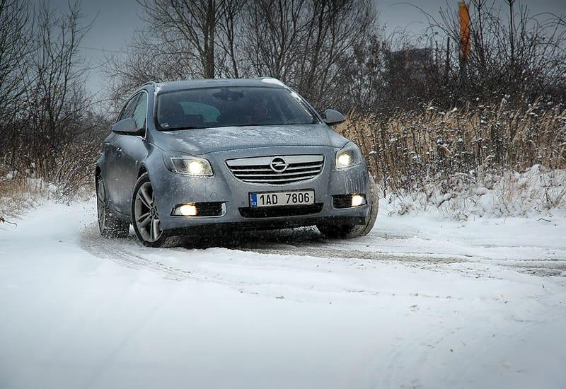 Opel Insignia Sports Tourer 2.0 CDTi: ten pravý