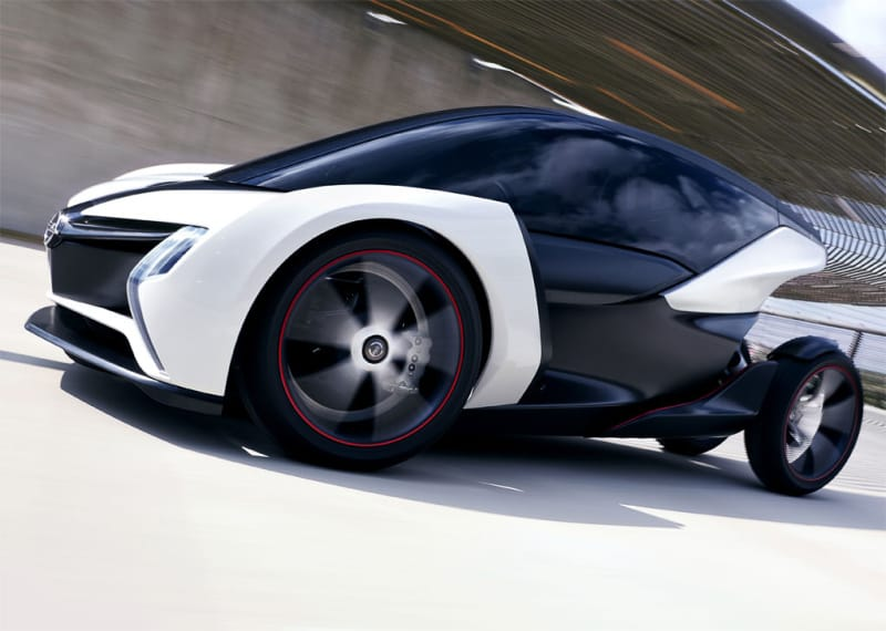 Frankfurt 2011: koncept Opel RAK e půjde do výroby