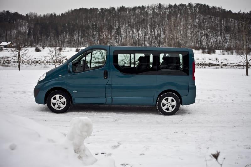 Opel Vivaro Tour 2.5 CDTi: devět za šest set