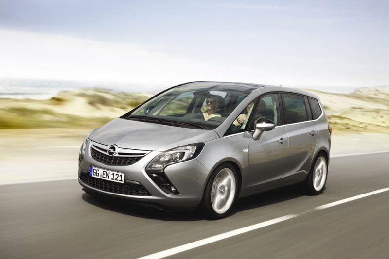 Nový Opel Zafira přichází. Starý zůstává v nabídce