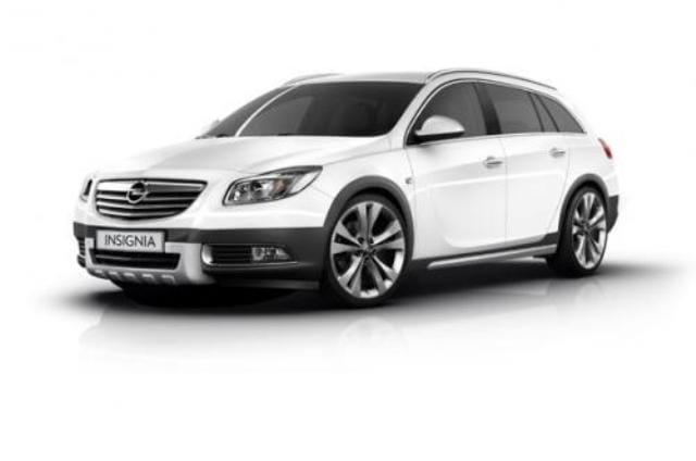 Opel Insignia CrossFour: další allroad je tu. Pomohl Irmscher