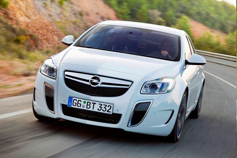 Opel Insignia OPC: ostré auto roku je tu