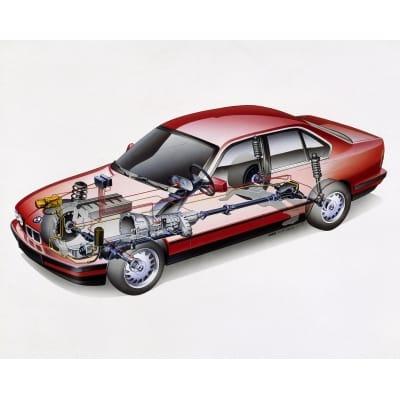 Před 25 lety: BMW představuje pohon všech kol, předchůdce xDrive