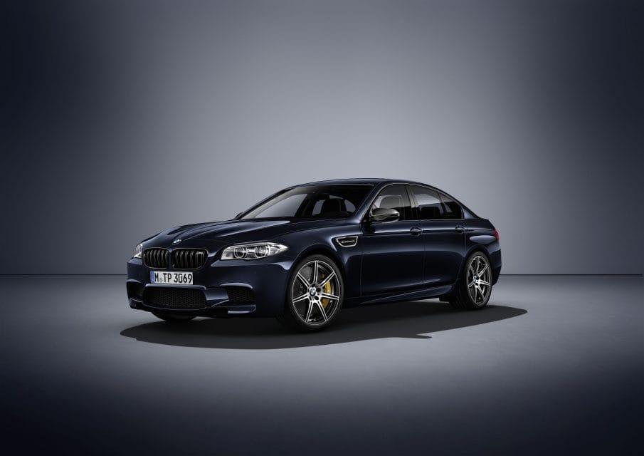 BMW M5 Competition Edition: limitovaná sportovní edice má pod kapotou 600 koní