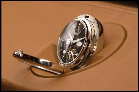 Parmigiani Fleurier připravil nové hodinky pro vaše Bugatti