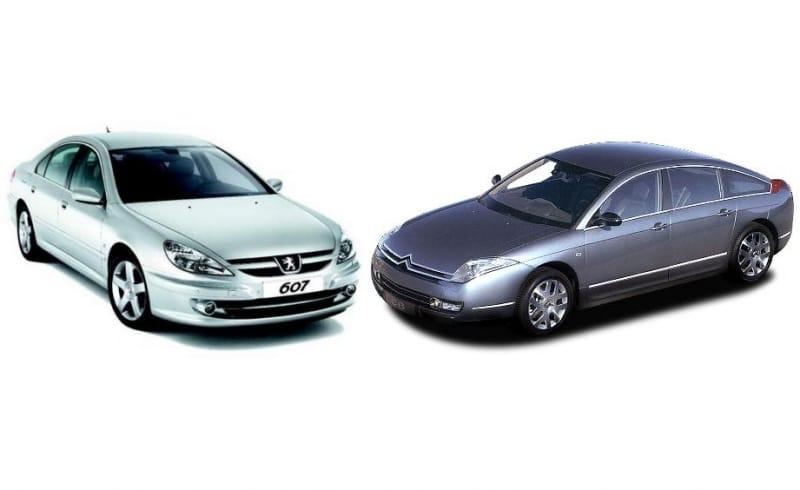 Citroën C6, Peugeot 607 i Renault Vel Satis skončí bez nástupce