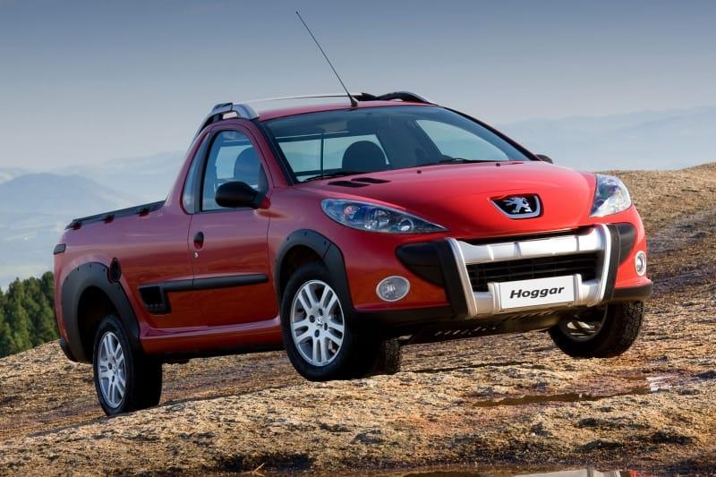 Peugeot Hoggar: nový pick-up pro brazilský trh