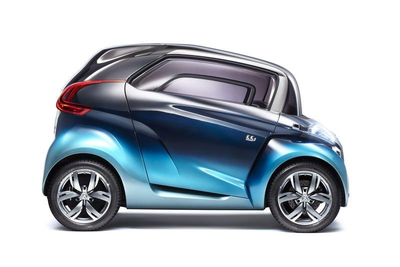 Peugeot změnil logo. Do roku 2012 uvede 14 nových modelů