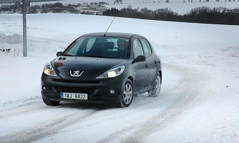Peugeot 206+ 1.4i: číslo dvěstěšest žije