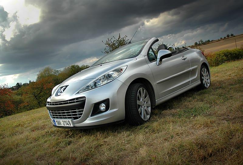 Peugeot 207 CC 1.6 THP: babí léto