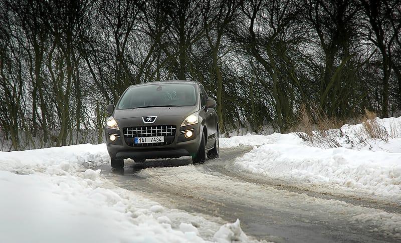 Peugeot 3008 2.0 HDI: to pravé se skrývá uvnitř