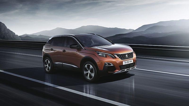 Peugeot představil nový 3008 a s ním elektrickou koloběžku do kufru