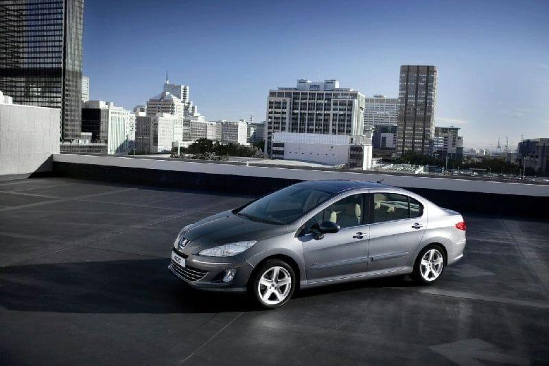 Peugeot 408: východní ofenzíva přinesla nový sedan