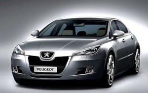 Peugeot 508 nahradí stárnoucí sedany 407 a 607
