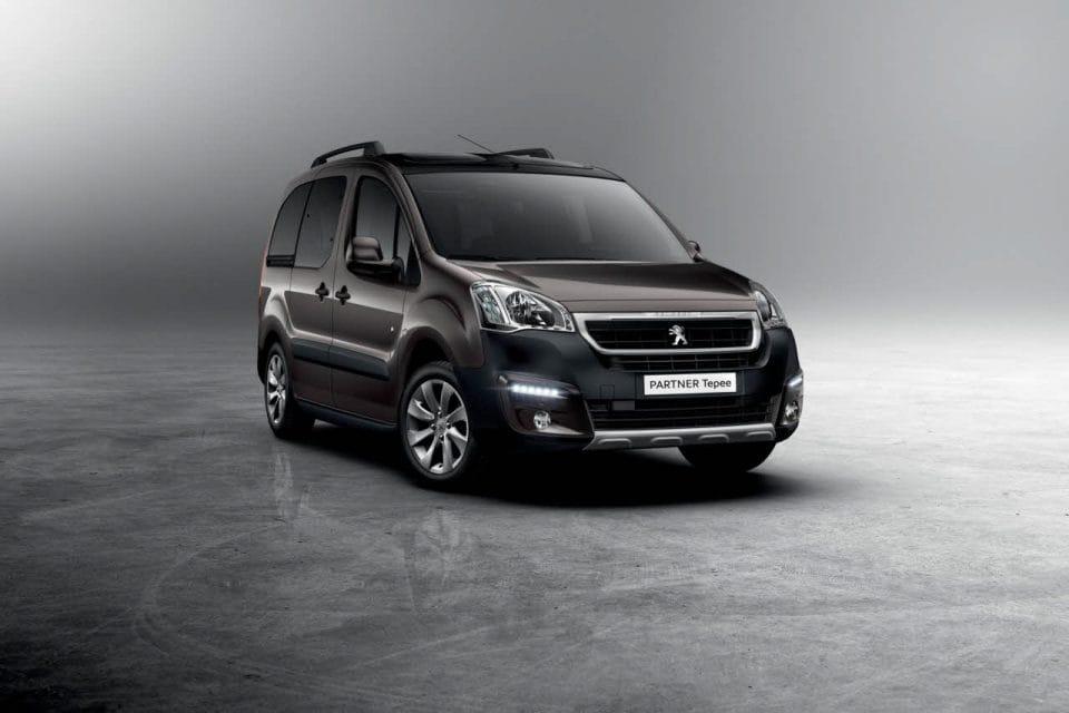 Peugeot Partner a Partner Tepee v novém, přichází třetí generace