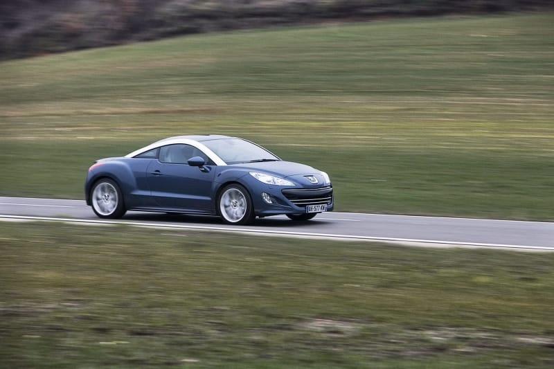 FOTOGALERIE: Peugeot RCZ kompletně