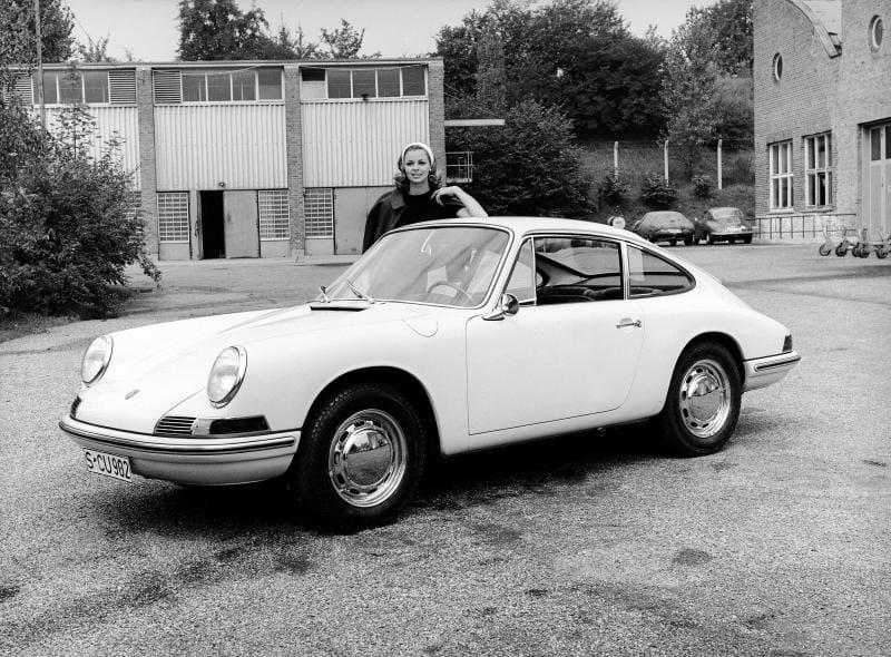 Před padesáti lety: vzniká legenda, Porsche 911