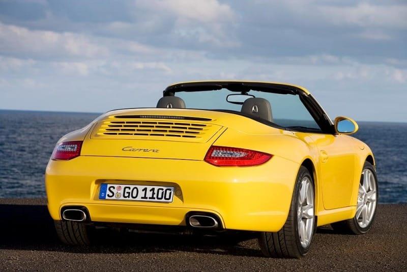 Porsche 911 Carrera dostalo další porci koní pod kapotu