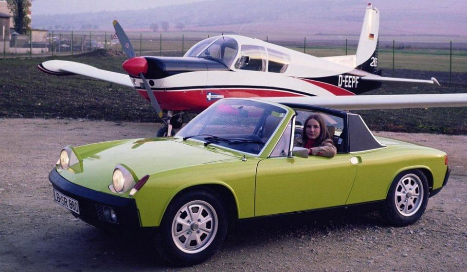 Porsche a čtyřválec: napotřetí to už vyjde