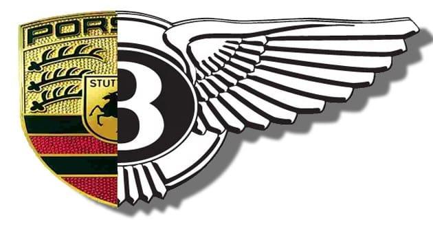 Porsche na námluvách u Bentley