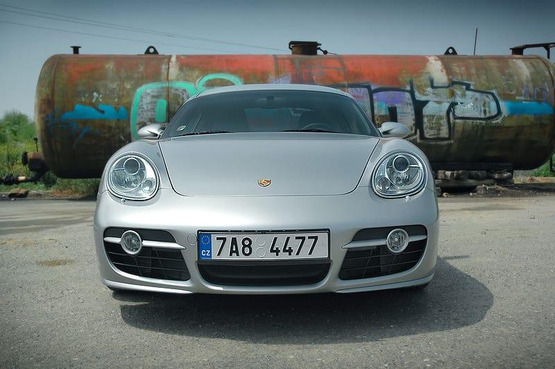 Porsche Cayman S: čistá radost z jízdy