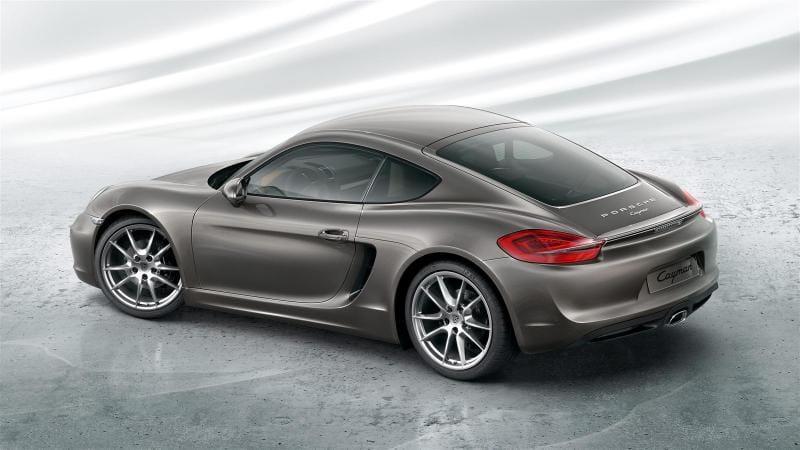 Levné Porsche 718 bude. Jako čtyřválcový Cayman