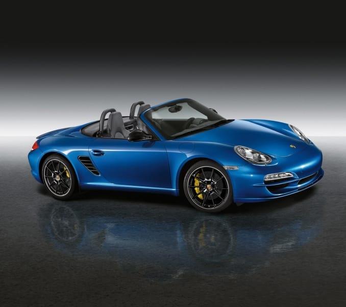 Porsche si připravilo nové výbavové balíčky pro Boxster a Cayman