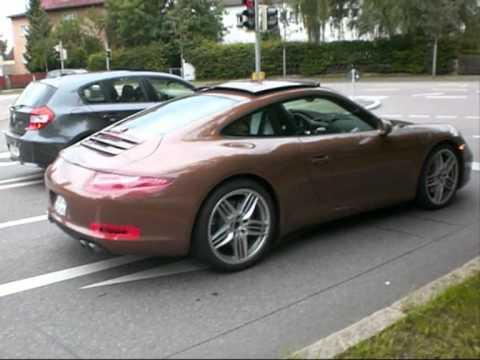 VIDEO: Nové Porsche 911 (991) ve špionážním videu