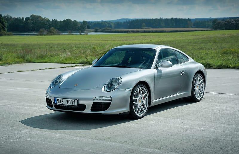Porsche 911 Carrera S: objekt snění